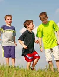Family Fitness Kids Fitness Activities
