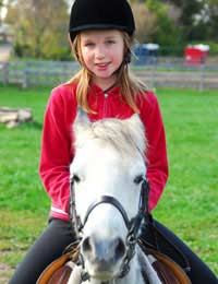 Horseback Riding For Kids Horseback