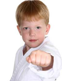 Martial Arts Instruction For Kids Karate