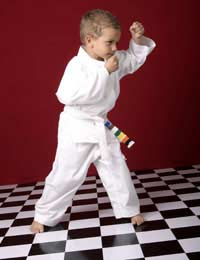 Young Age Self Defence Classes Parents